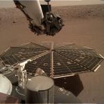 El sonido de los vientos de marcianos de Elysium Planitia (más o menos)