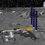 Los planes rusos y chinos para poner una estación espacial alrededor de la Luna