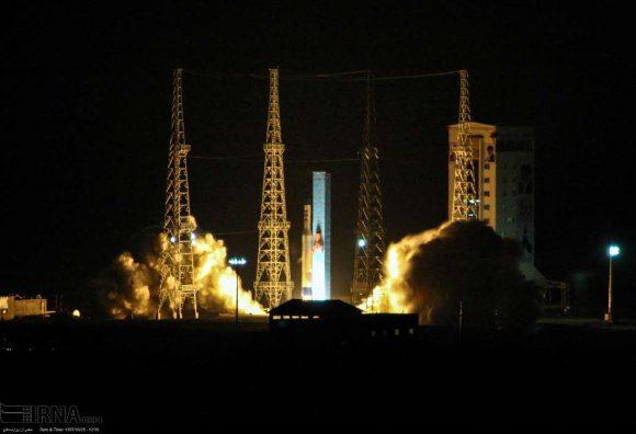 Fracaso en el lanzamiento orbital del cohete iraní Simorgh