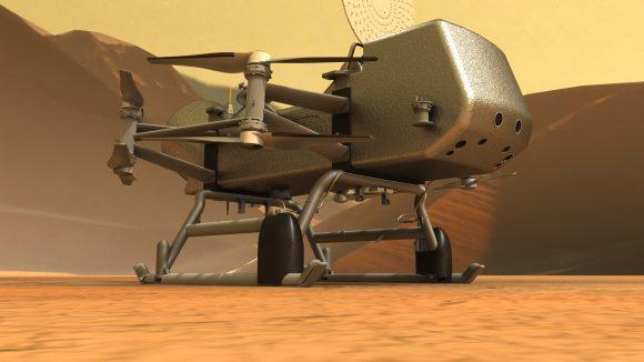 La recta final para Dragonfly y CAESAR, las próximas sondas New Frontiers de la NASA