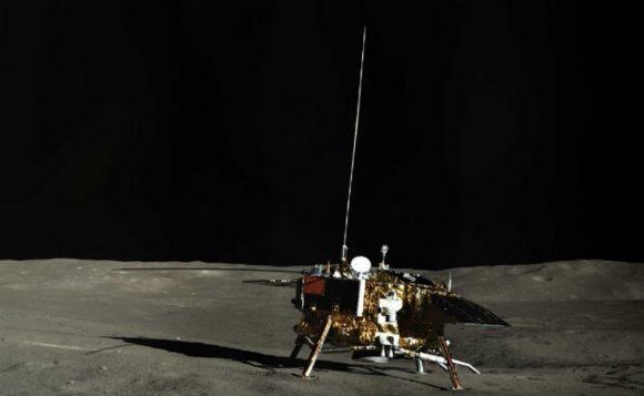 Chang'e 4: sobreviviendo a la fría noche lunar en la cara oculta de la Luna