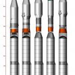 Yenisey y Volga, los nuevos cohetes rusos