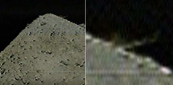 La sonda Hayabusa 2 «ataca» el asteroide Ryugu