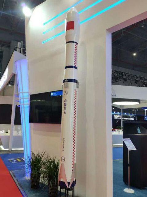 Los cohetes Larga Marcha CZ-6X y CZ-8, los Falcon 9 chinos