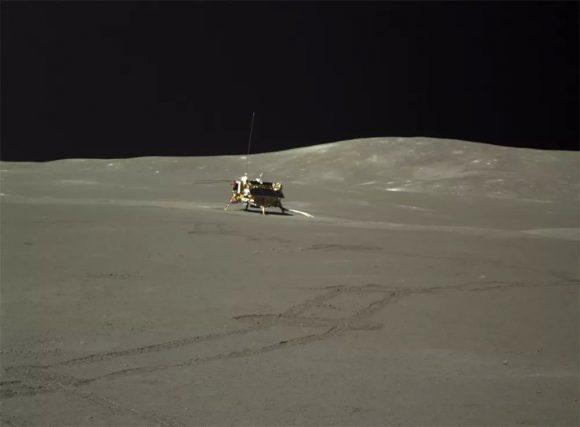 Los primeros resultados científicos de la Chang'e 4: revelando el manto de la Luna