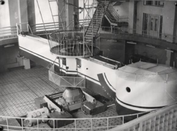 Órbita, la «casa» giratoria soviética para cosmonautas