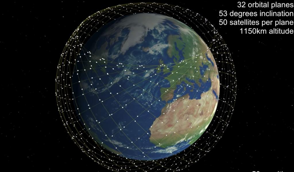 Las megaconstelaciones de satélites: adiós al cielo nocturno de nuestros antepasados