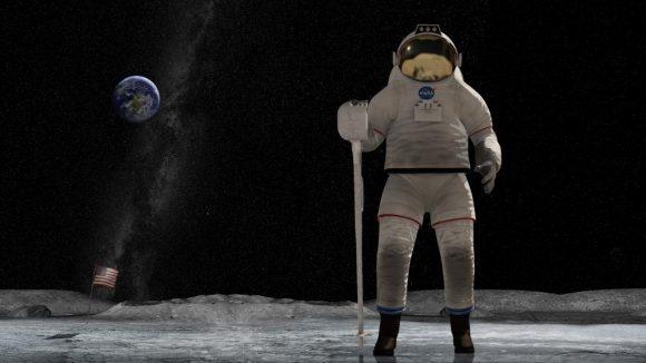 Diseñando un traje espacial para caminar por la Luna en 2024