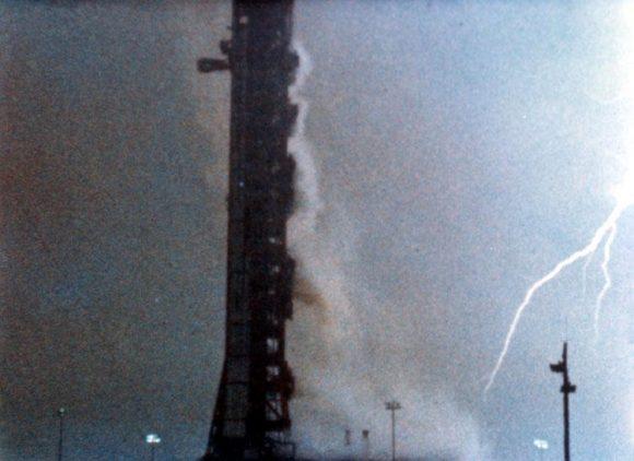 ¿Qué Pasa Si Un Rayo Alcanza A Un Cohete Soyuz Durante El