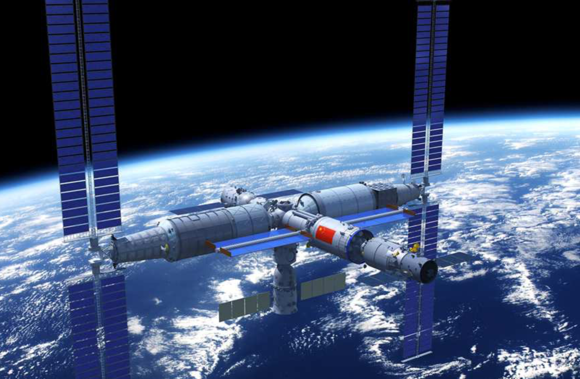 china space station - HD 1280×833