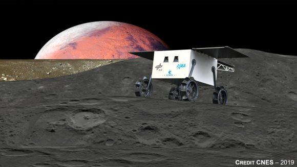 Un rover europeo para recorrer la superficie de las lunas de Marte