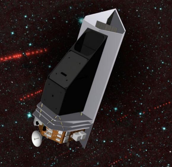 NEOCam: un telescopio espacial para descubrir asteroides cercanos