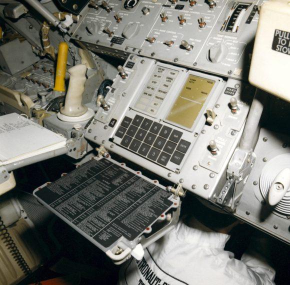 El ordenador del Apolo (medio siglo del Apolo 11 parte 2)