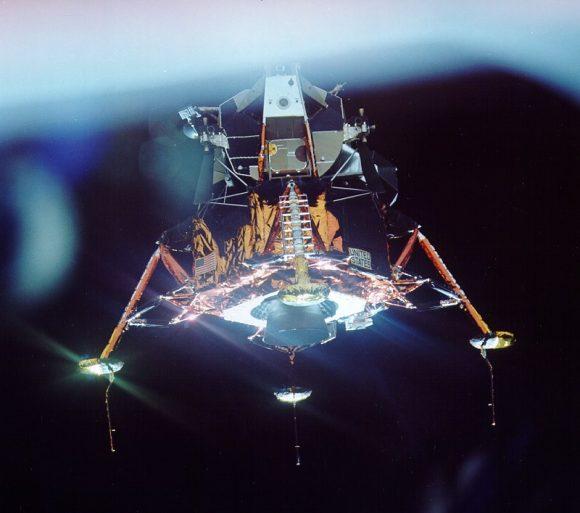 Apolo 11: el primer aterrizaje en otro mundo (medio siglo del Apolo 11 parte 5)
