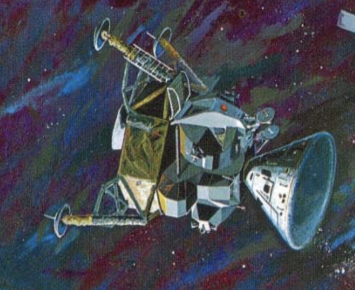 «Houston, tenemos otro problema». O cómo podía regresar a la Tierra una nave Apolo en caso de emergencia