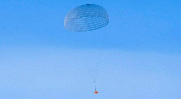 Los problemas de los paracaídas de ExoMars 2020