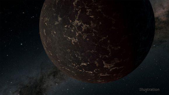 El exoplaneta LHS 3844b no tiene atmósfera. ¿Cómo lo sabemos?
