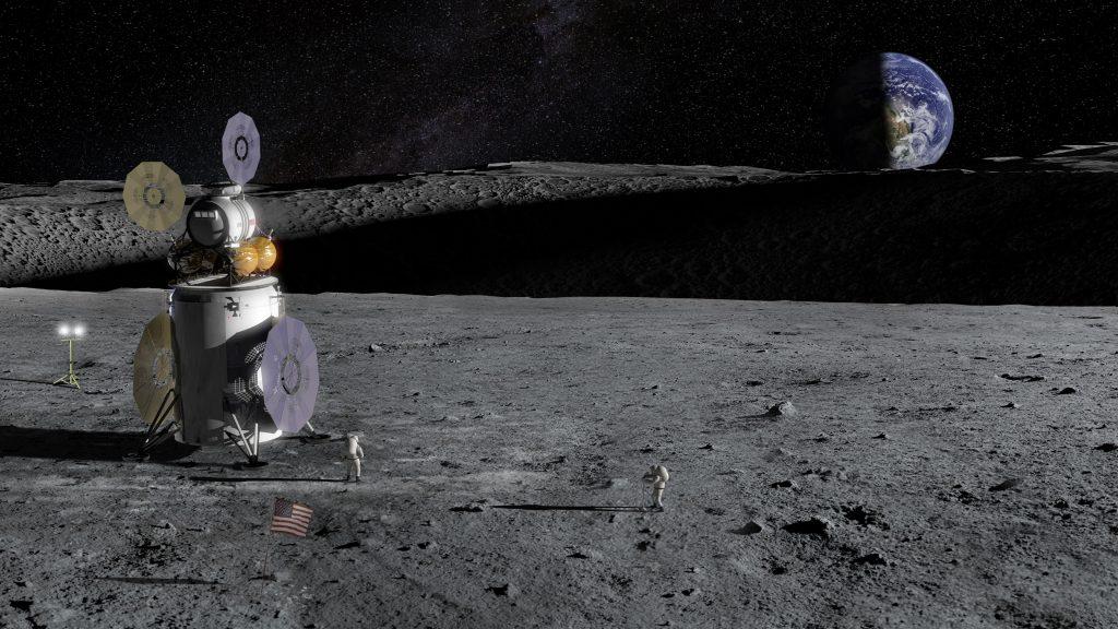La carrera por las 'islas de la luz' de la Luna