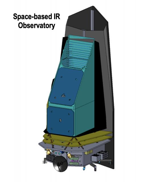 Luz verde a NEOSM, el telescopio espacial de la NASA para descubrir asteroides peligrosos