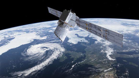 La polémica por el riesgo de colisión entre un satélite Starlink y el satélite Aeolus europeo