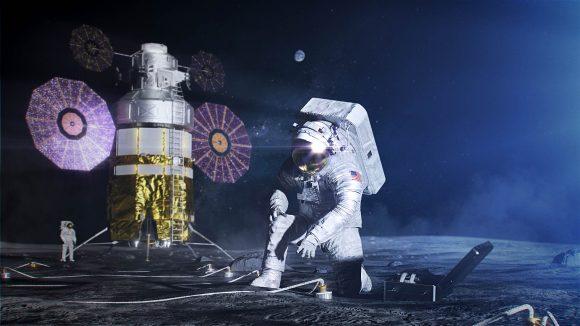 El módulo lunar HLS del programa Artemisa de la NASA y la posible contribución europea