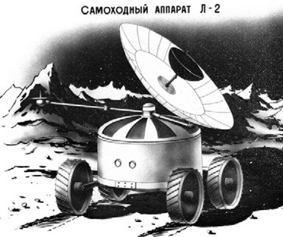 Los primeros planes soviéticos para poner un ser humano sobre la Luna