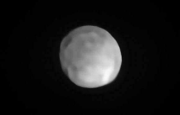 ¿Es el asteroide Higía un nuevo planeta enano?