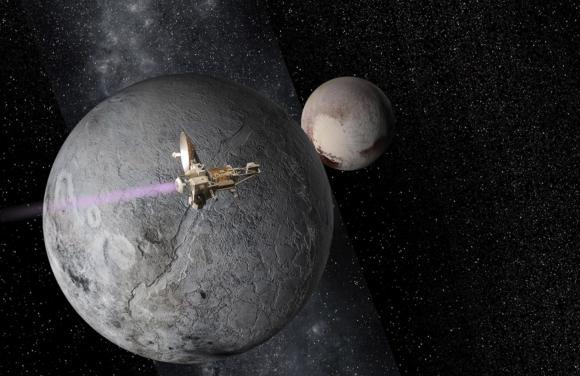 Siguiendo los pasos de la New Horizons: un orbitador para Plutón