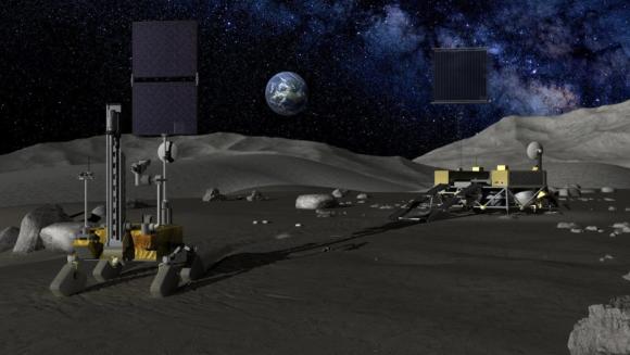 Los planes lunares de Japón para la próxima década