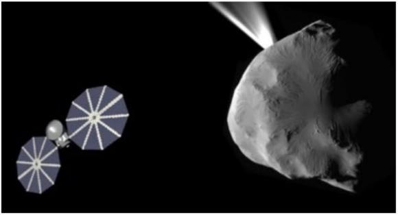 Centaurus, Chimera y MANTIS, tres propuestas de misiones para estudiar los asteroides y los misteriosos centauros
