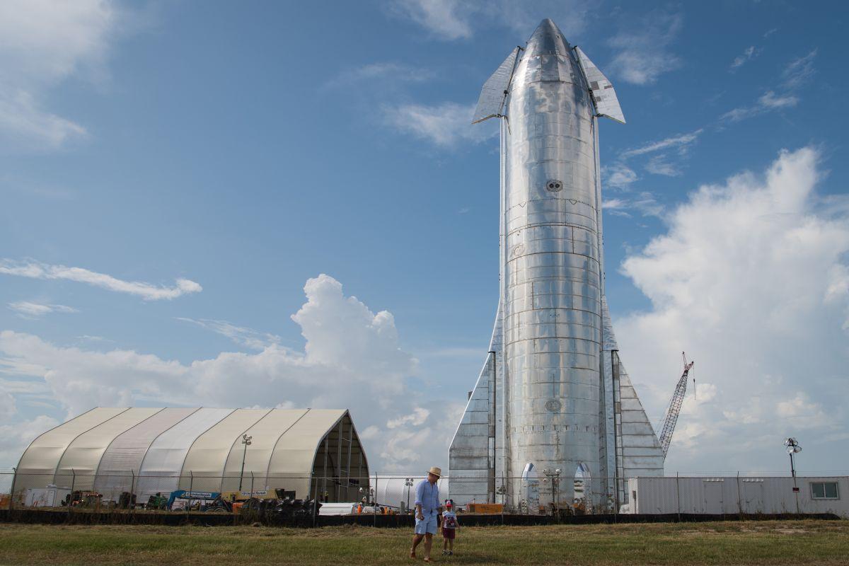Adiós Al Prototipo Starship Mk1 De Spacex Eureka