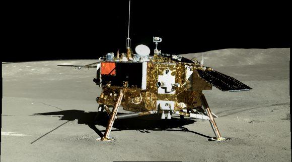Chang'e 4: un año en la cara oculta de la Luna