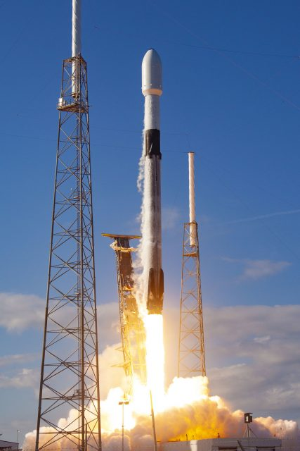Otros sesenta satélites Starlink