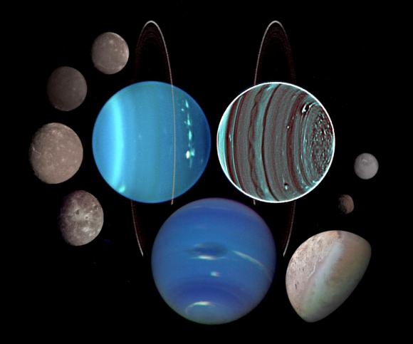 El gran dilema de la exploración planetaria: ¿Urano o Neptuno?