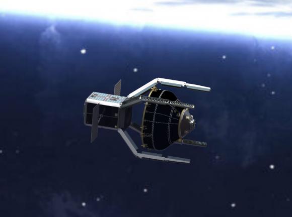 ClearSpace-1: una misión europea para eliminar la basura espacial