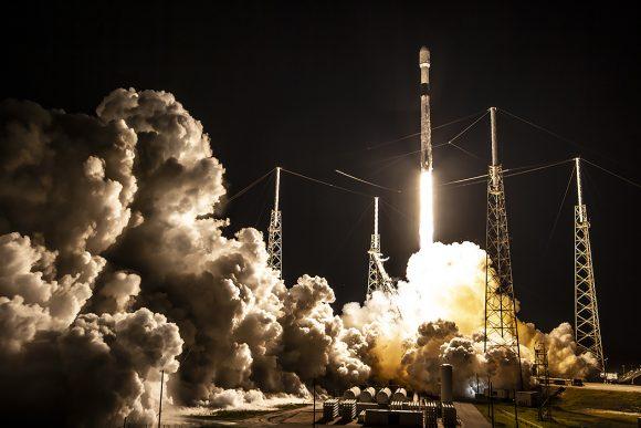 Los primeros lanzamientos de 2020: China y SpaceX