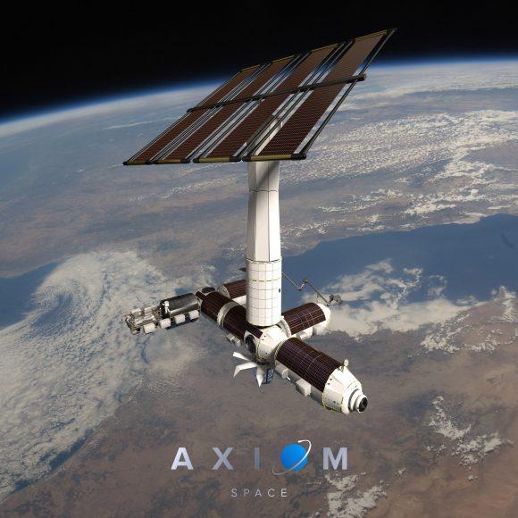 Los nuevos módulos de Axiom para la ISS