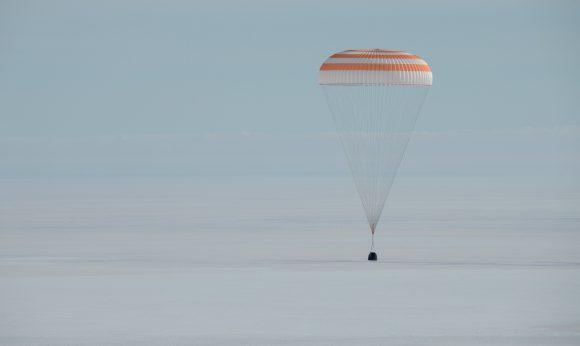 Regreso de la Soyuz MS-13 y récord de permanencia en el espacio de Christina Koch