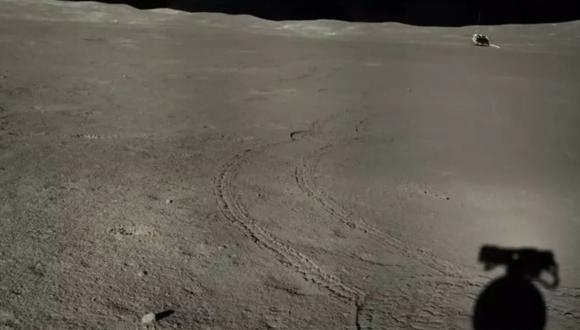 El subsuelo de la cara oculta de la Luna según Chang'e 4