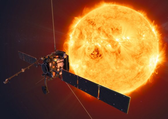 Lanzamiento del observatorio espacial europeo Solar Orbiter