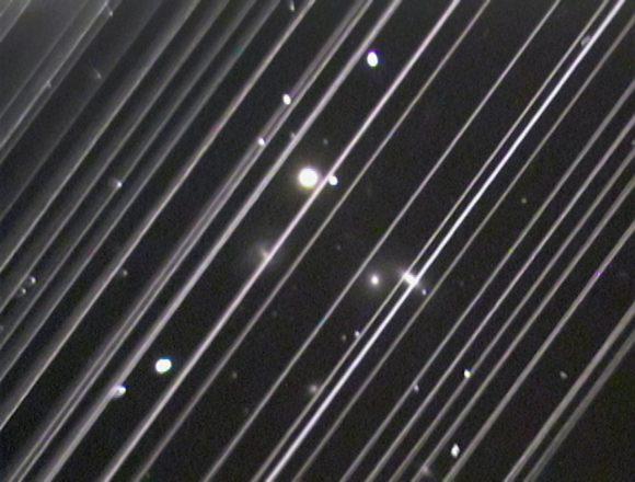 Evaluando el impacto de las megaconstelaciones de satélites en la astronomía