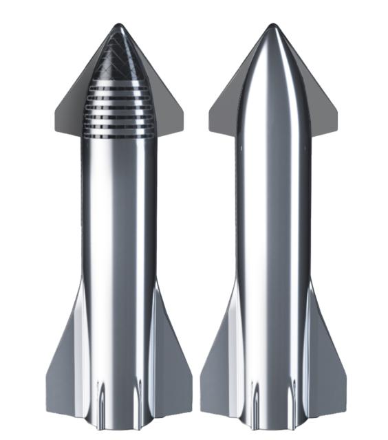 La guía de usuario de la Starship de SpaceX