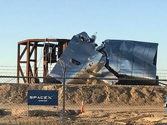 A SpaceX se le atraganta la Starship