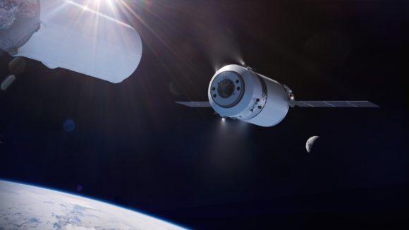 Dragon XL: la nueva nave de SpaceX para llevar carga a la estación lunar Gateway
