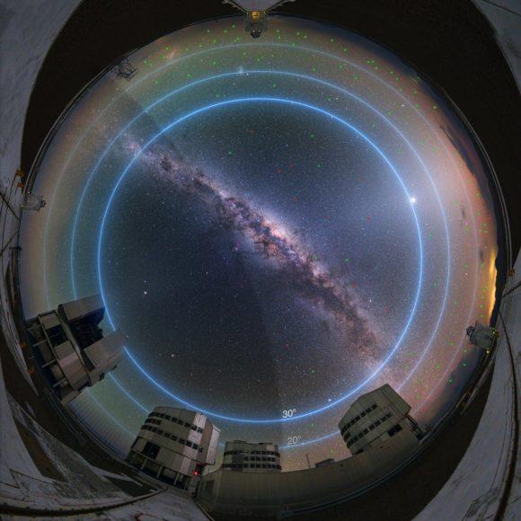 El satélite Darksat de SpaceX: ¿solucionado el impacto de las megaconstelaciones en la astronomía?