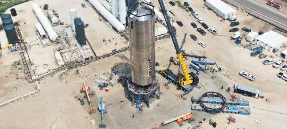La Starship de SpaceX vuelve a la carga: la SN4 supera la prueba criogénica