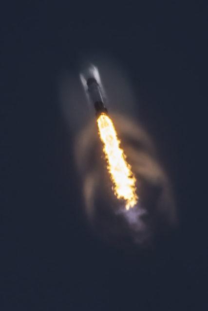 Séptimo lanzamiento de la megaconstelación Starlink: más de 400 satélites en órbita