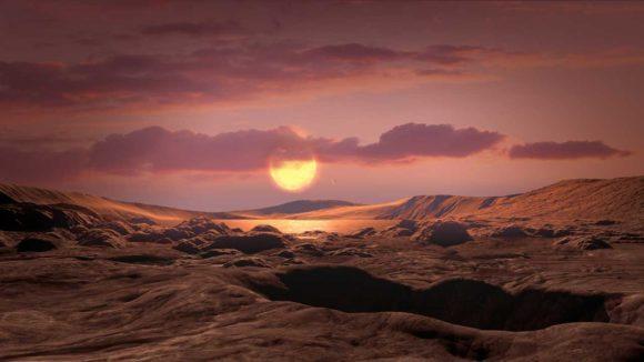El exoplaneta potencialmente habitable Kepler-1649c