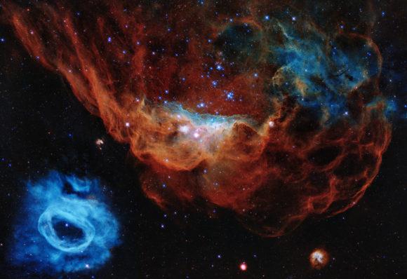 Tres décadas del Telescopio Espacial Hubble