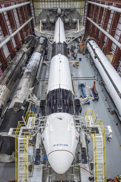 Así será el lanzamiento de la Crew Dragon DM-2, la primera misión espacial tripulada estadounidense en nueve años